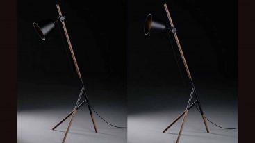 Stehlampe Insert – Höhe: 180 cm