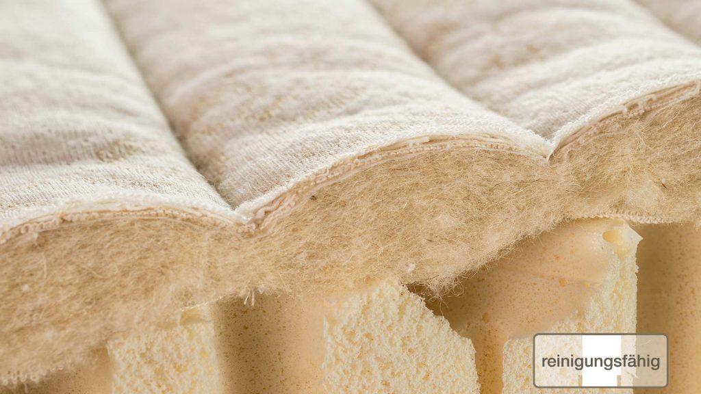 Matratzenbezug Jersey Bio Baumwolle