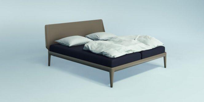 Auping Bett Essential 180×200 cm ohne Matratze