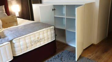 Sideboard weiß 180cm breit