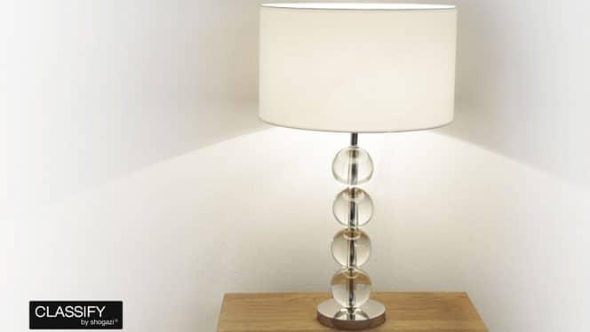Tischlampe Classify von shogazi – mehrere Farben 59 cm hoch