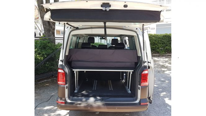 Luxus Klappmatratze TRAVEL T4/T5/T6 VW BUS