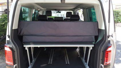 campingmatratze travel multivan 3 shogazi® 425x239 - Luxus Klapp Matratze TRAVEL T4/T5/T6 cm