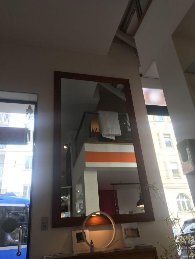Spiegel  140 x 250 cm